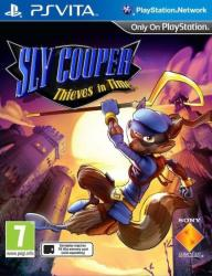 Sony Sly Cooper Thieves in Time (PS Vita)
