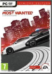 Electronic Arts Need For Speed Most Wanted (2012) [Limited Edition] (PC)