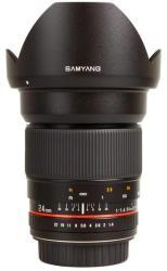 Samyang 24mm f/1.4 AE (Nikon)