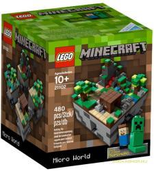 LEGO Minecraft - Micro World - Az erdő (21102)