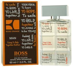 HUGO BOSS BOSS Orange Man Charity Edition EDT 60ml