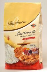 Barbara Gluténmentes lisztkeverék sütéshez, főzéshez 1kg