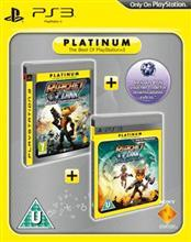 Sony Ratchet Clank Platinum Twin Pack (PS3)