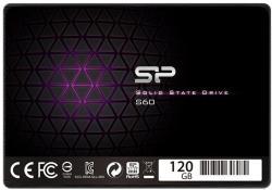 Silicon Power Slim S60 2.5 120GB SATA3 SP120GBSS3S60S25