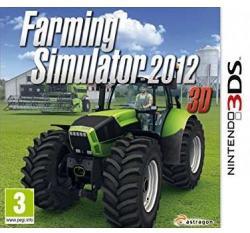 Excalibur Farming Simulator 2012 (3DS)