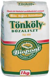 Biopont Bio teljes kiőrlésű tönkölybúzaliszt (TGL 300) 1kg