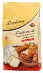 Barbara Gluténmentes lisztkeverék kenyérhez, kelttésztához 1kg