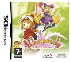 Square Enix Rhapsody A Musical Adventure (Nintendo DS)