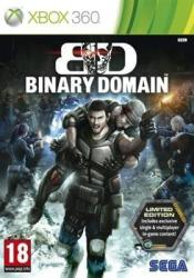 SEGA Binary Domain [Limited Edition] (Xbox 360)