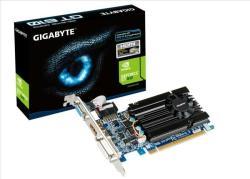 GIGABYTE GeForce GT 610 2GB GDDR3 64bit PCIe (GV-N610D3-2GI)