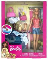 Mattel Barbie Kutyus fürdető szett