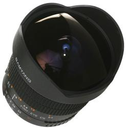 Samyang 8mm f/3.5 IF MC Asp Fisheye (Sony/Minolta)