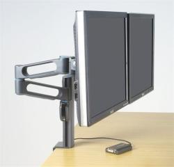 Kensington Dual Monitor Arm monitortartó kar BME60900