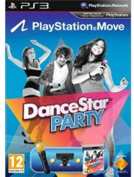 Sony DanceStar Party [Move Starter Pack Bundle] (PS3)