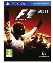 Codemasters F1 Formula 1 2011 (PS Vita)