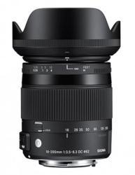 SIGMA 18-200mm f/3.5-6.3 DC OS (Sigma)