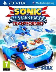 SEGA Sonic & All Stars Racing Transformed (PS Vita)