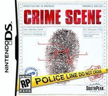 SouthPeak Crime Scene (Nintendo DS)