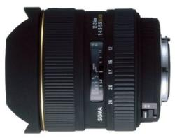 SIGMA 12-24mm f/4.5-5.6 EX DG HSM (Nikon)