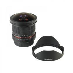 Samyang 8mm f/3.5 Fish-Eye (Nikon)