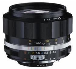 Voigtländer 58mm f/1.4 Nokton SL-II (Nikon)