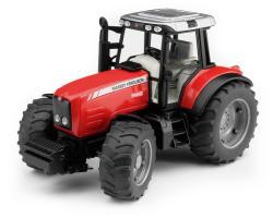 BRUDER Massey Ferguson 7480 traktor (02040)