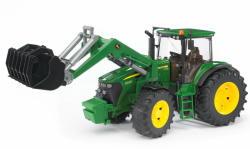 BRUDER John Deere 7930 traktor markolóval (03051)