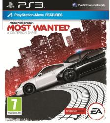 Electronic Arts Need for Speed Most Wanted (PS3)