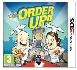 Ignition Order Up!! (3DS)