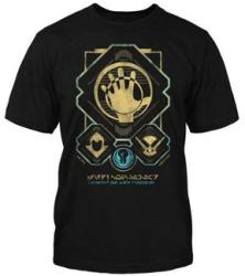 J!NX Póló - Star Wars The Old Republic: Jedi Consular Class, Xlarge