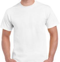 Gildan 2000 unisex póló 3XL - fehér|3XL|White (Fehér)