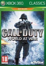 Activison Call of Duty World at War [Classics] (Xbox 360)