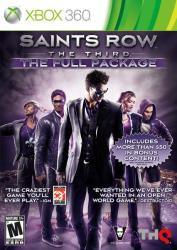 THQ Saints Row The Third [The Full Package] (Xbox 360)