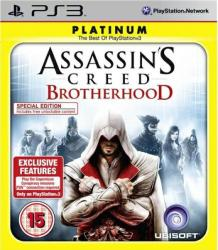Ubisoft Assassin's Creed Brotherhood [Platinum] (PS3)