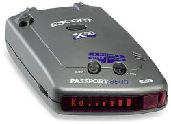 Escort Passport 8500 X50 EURO