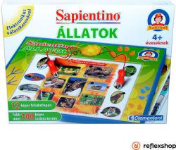 Clementoni Sapientino Állatok