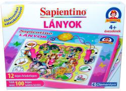 Clementoni Sapientino lányok