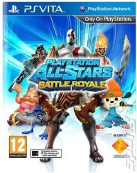 Sony Playstation All-Stars Battle Royale (PS Vita)