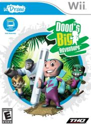 THQ uDraw Dood's Big Adventure (Wii)