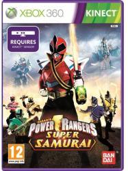 Namco Bandai Power Rangers Super Samurai (Xbox 360)