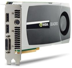 HP Quadro 5000 2.5GB GDDR5 320bit PCIe (WS096AA)