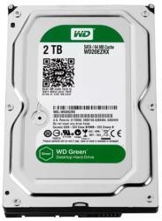 """Western Digital Caviar Green 3.5"""" 2TB 64MB SATA3 WD20EZRX"""