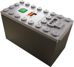LEGO Power Functions AAA elemtartó doboz 88000