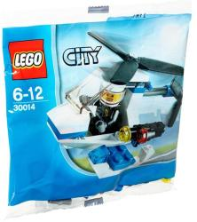LEGO City - Rendőr helikopter (30014)