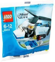 LEGO City - Rendőr helikopter (30014)