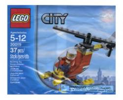 LEGO City - Fire helicopter (30019)