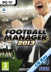 SEGA Football Manager 2013 (PC)