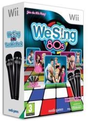 Nordic Games We Sing 80s [Microphone Bundle] (Wii)