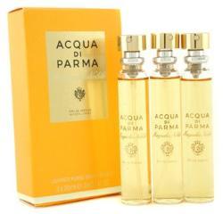 Acqua Di Parma Magnolia Nobile Leather Purse (Refills) EDP 3x20ml