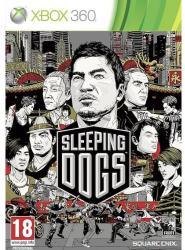 Square Enix Sleeping Dogs (Xbox 360)
